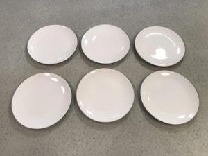 【平たいお皿】